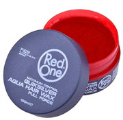 Red One Aqua Wax Zilver