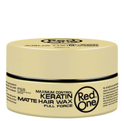 Red One Keratin Hair Wax