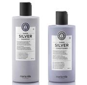 Maria Nila Sheer Silver Care Set