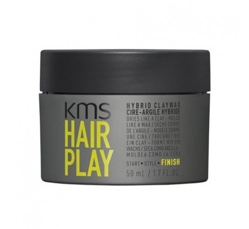KMS California Hair Play Hybrid Claywax - 50ml
