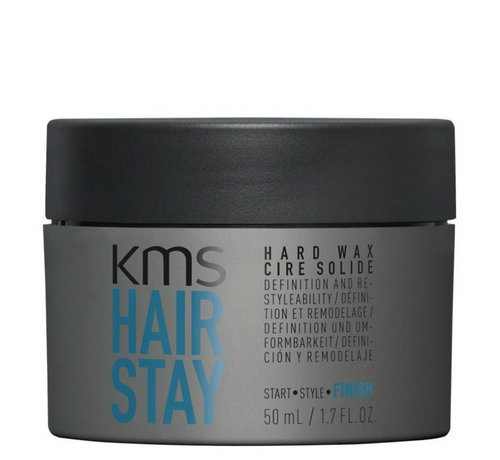 KMS California Hair Stay Hard Wax - 50ml