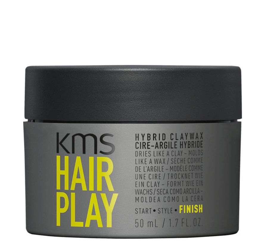 Hair Play Hybrid Claywax - 50ml