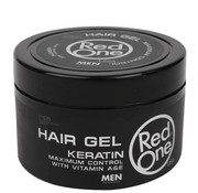 Red One Keratin Hair Gel