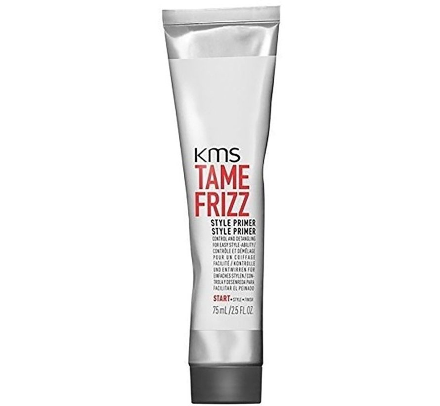Tame Frizz Control And Detangling Style Primer
