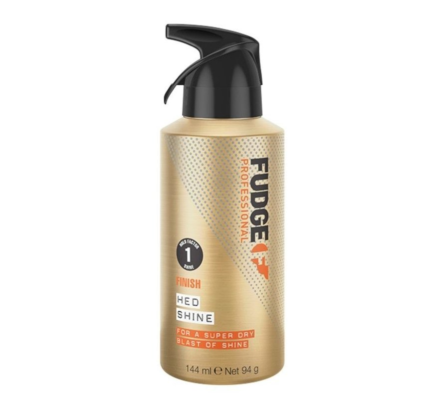 Style Head Shine Spray - 144ml