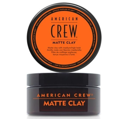 American Crew Matte Clay - 85gr.