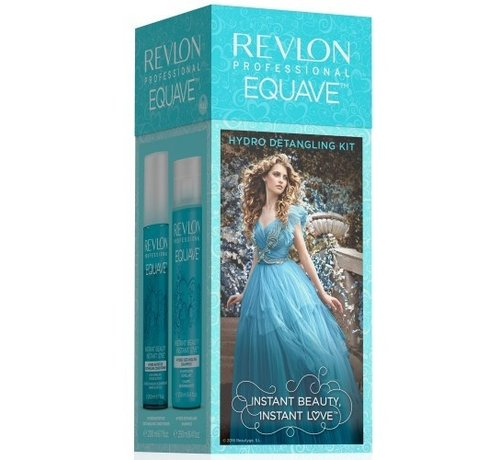Revlon Equave Hydro Detanglin Kit - 250ml+200ml