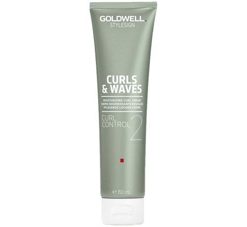 Goldwell Curls & Waves Curl Control Cream - 150ml