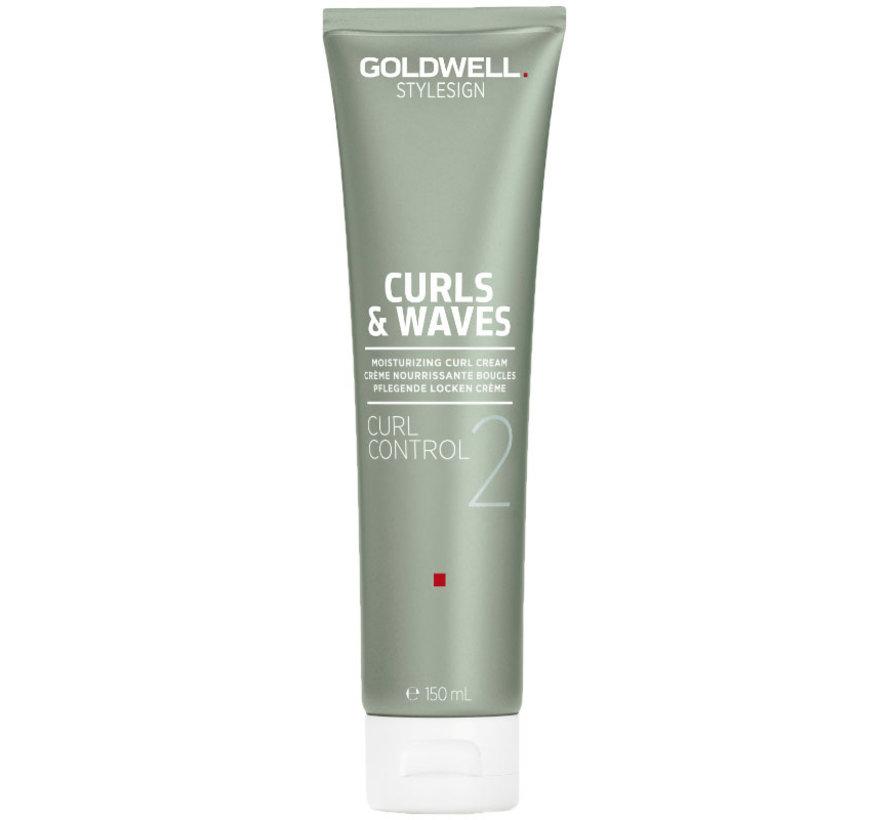 Curls & Waves Curl Control Cream - 150ml