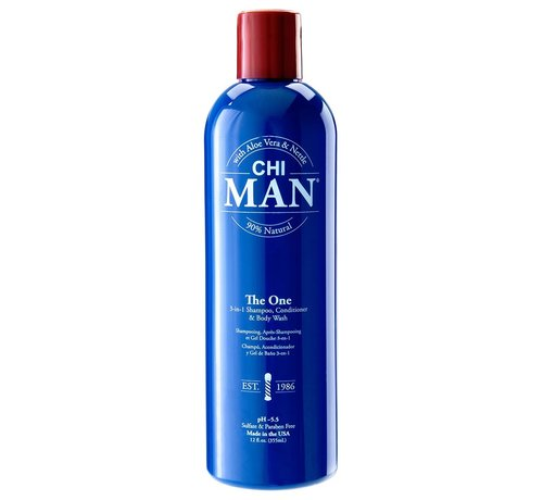 CHI Man The One 3-in1 Shampoo