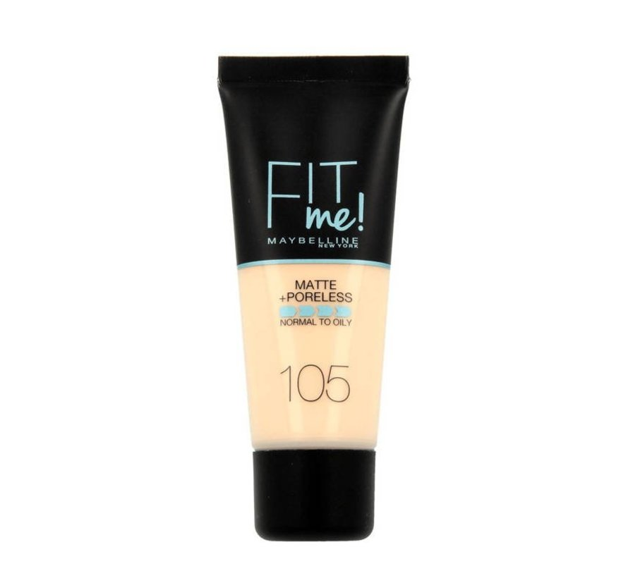 Fit Me Foundation Tube - 30ml
