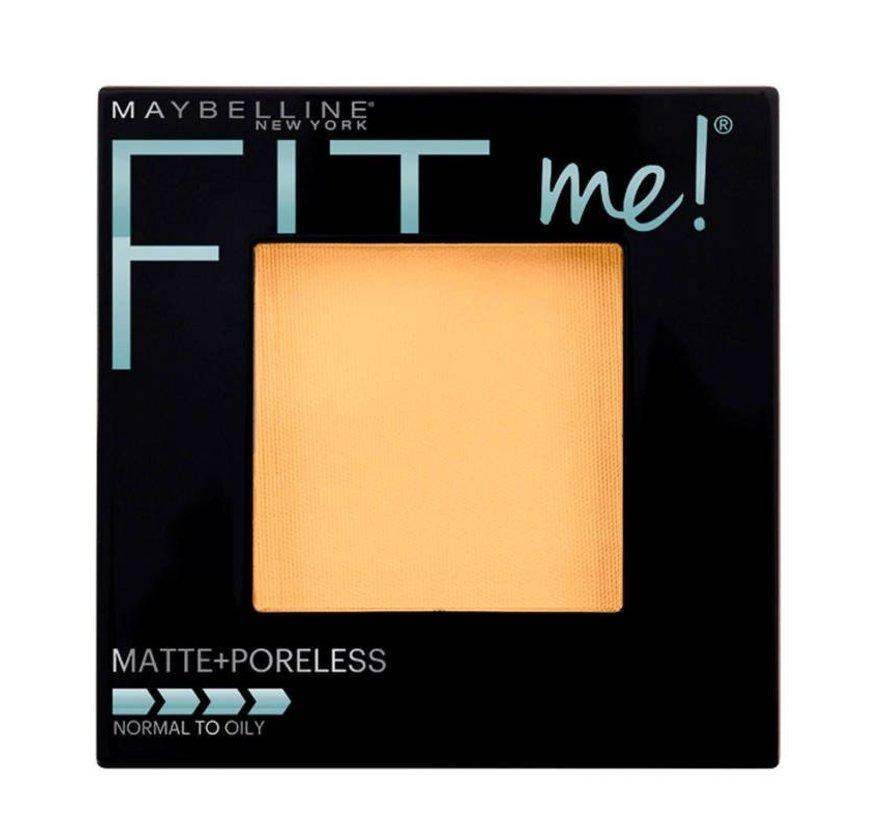 Fit Me Matte & Poreless Powder - 8,2gr.