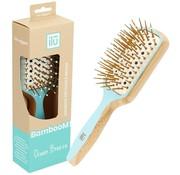 Bamboom Detangler Hairbrush - Ocean Breeze