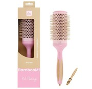 Bamboom Styling Round Brush - Pink Flamingo