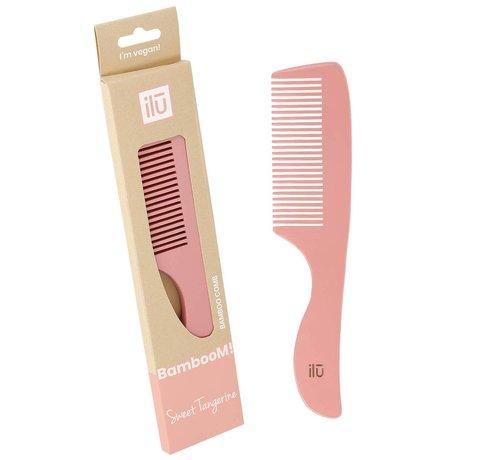 Bamboom Detangling Sweet Tangerine Detangling Comb