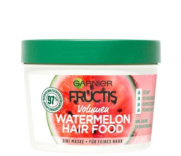 Garnier Watermelon Hair Food Mask