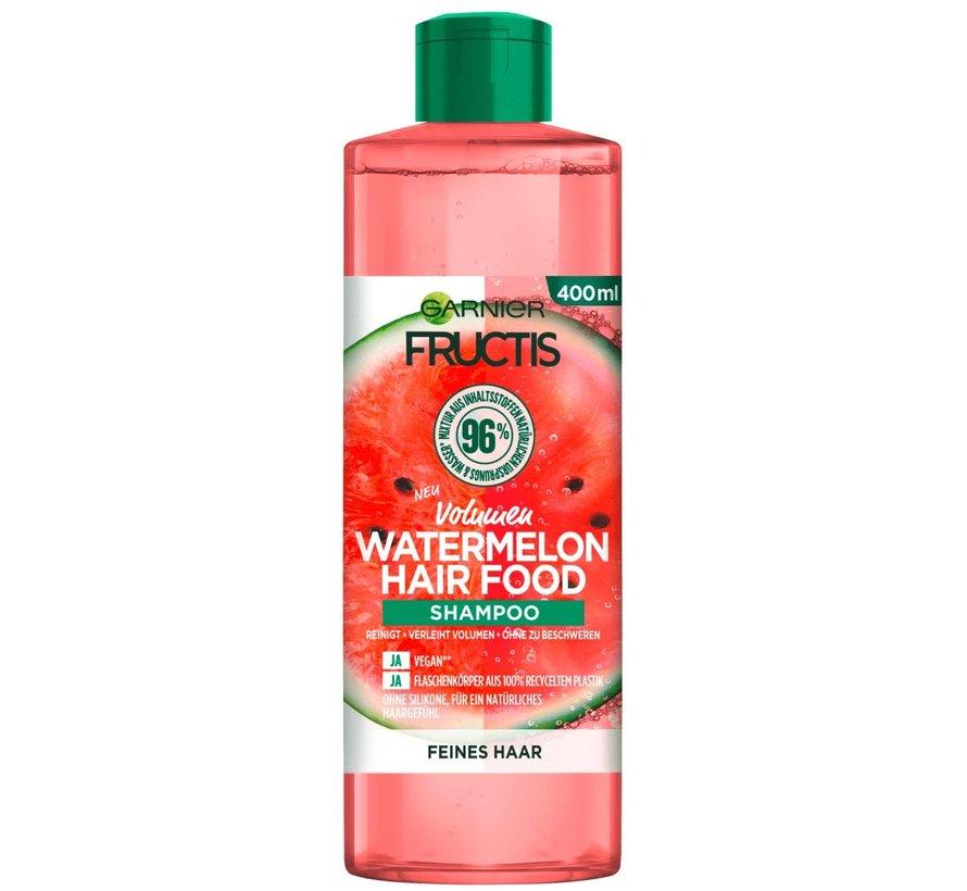 Fructis - Watermelon Hair Food Volume Shampoo - 400ml