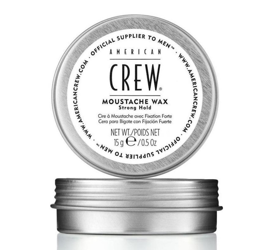 Moustache Wax Strong Hold - 15gr