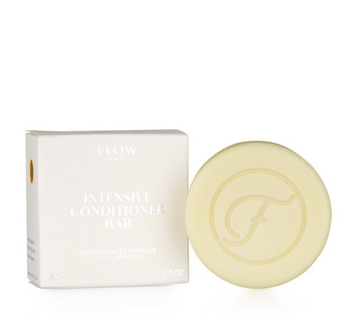 Flow Cosmetics Intensive Cocentrated Formula Conditioner Bar - 60gr.