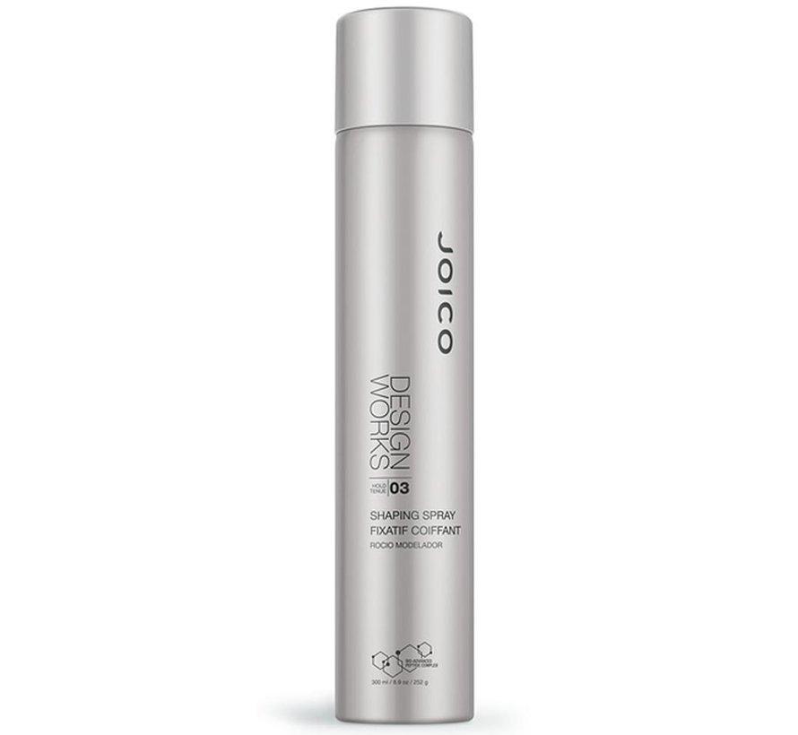 Style & Finish Design Works Shaping Spray - 300ml