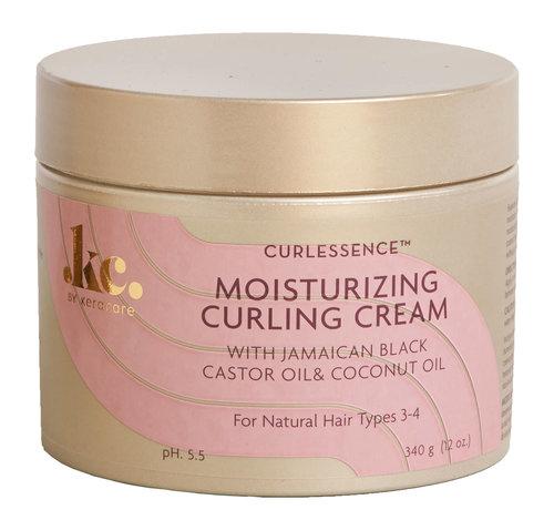 KeraCare Curlessence Moisturizing Curling Cream - 340g
