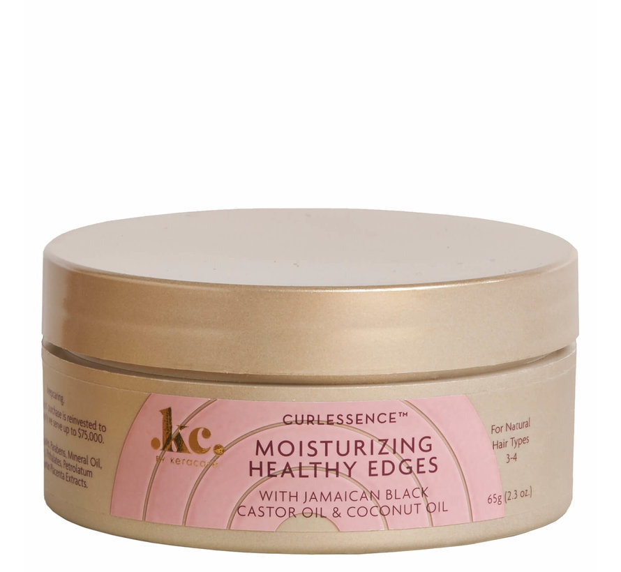 Curlessence Moisturizing Healthy Edges - 65g