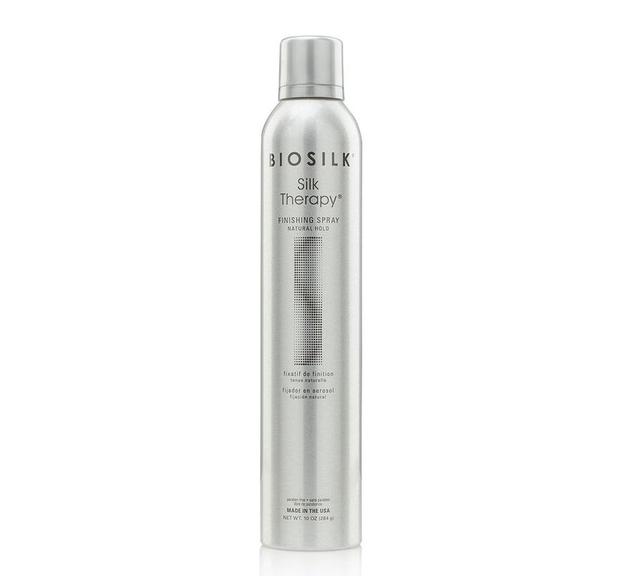 Silk Therapy Finishing Spray Natural Hold - 284gr.