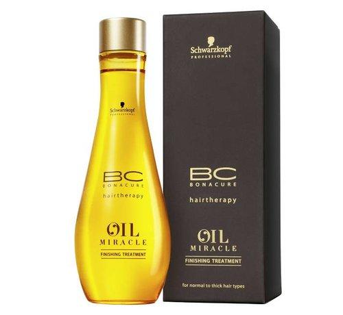 Schwarzkopf BC Oil Miracle Finishing Treatment - 100ml