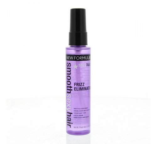 SexyHair Smooth Hair Frizz Eliminator Serum - 75ml