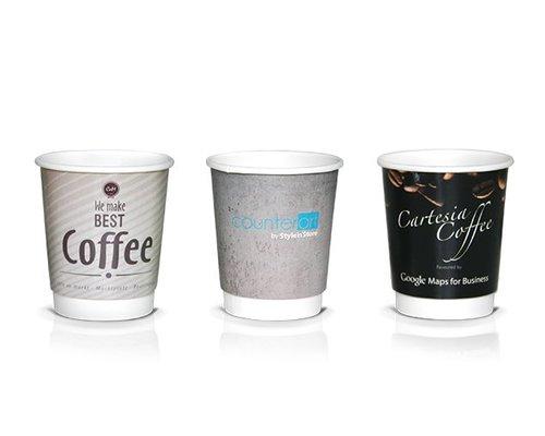 Koffiebekers.nl 200 ml Koffiebekers bedrukken (To Go Formaat)