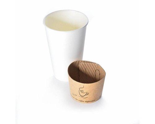 Beker wikkel voor koffiebekers