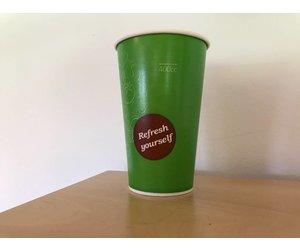 Koffiebekers.nl Goedkope 400ml Milkshakebekers