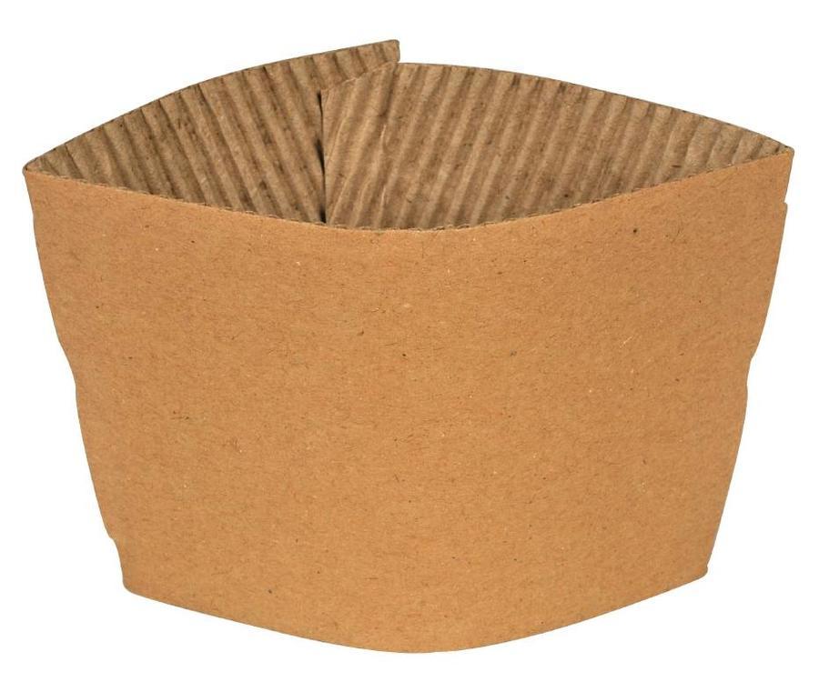 Koffiebekers.nl Bekerhouder Karton voor 200ml koffiebekers