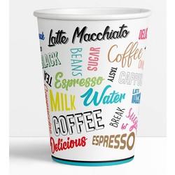Koffiebeker Words - Goedkope koffiebeker