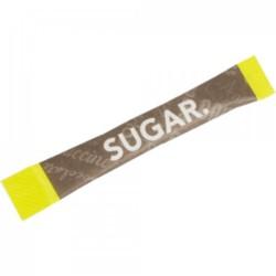 Suikersticks met bedrukking?