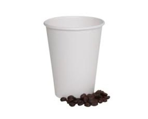 Koffiebeker to Go - Wit - 200ml