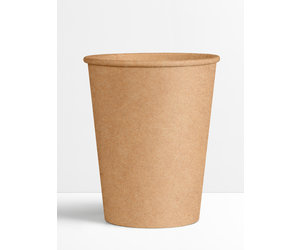 Koffiebekers.nl Koffiebeker Kraft - 200ml - 8oz