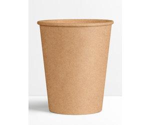 Koffiebekers.nl Koffiebeker Kraft - 300ml - 10oz