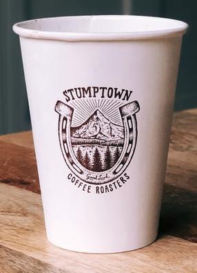 mooi custom ontwerp koffiebeker
