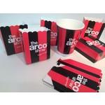 Popcorn Beker - 500 ml - Full Colour bedrukt