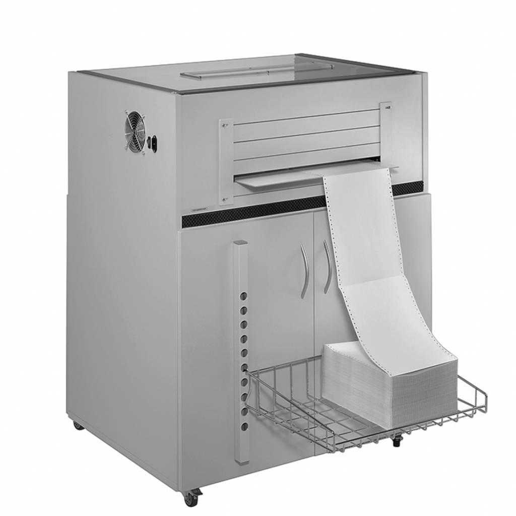 Geluiddempende matrix printerkast AG10110