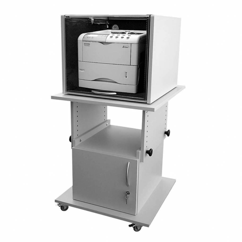 Onderkast voor laserprinter kap