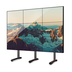 Video Wall vloerstandaard, 3x3, 46-50 inch