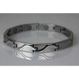 8601S Sportlich dynamisches Magnetschmuck Armband