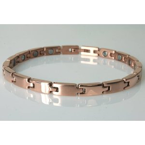 8215G Magnetschmuck Armband im Stil Rotgold
