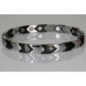 NEU! 8459BS Magnetschmuck Armband