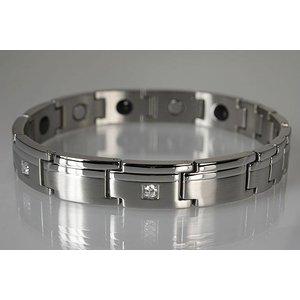 G8564S Magnetarmband mit Germanium für Damen und Herren