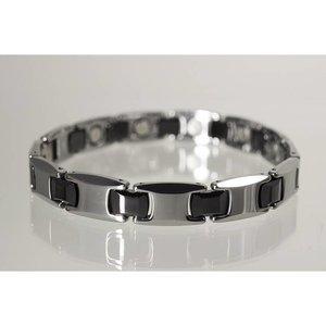 W8924H Wolfram-Magnetarmband für Herren