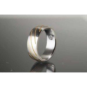 R354 Magnetschmuck Ring