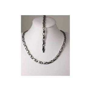 H9035S-Set Halskette und Armband im Set
